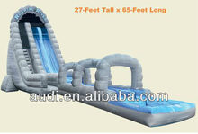 inflatable Slip and slide,hot sale inflatalbe water slide for kids
