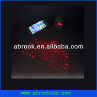 Latest bluetooth magic cube wireless virtual laser keyboard