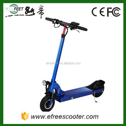 electric powered motorcycle 2 wheel balance light weight electric scooter