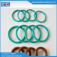 Customized different sizes top quality soft silicone o ring manufacturer