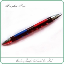 2015 multicoloured body metal custom good writing high quality fancy ink pens