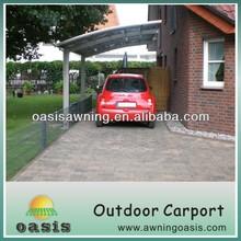 aluminum carport case