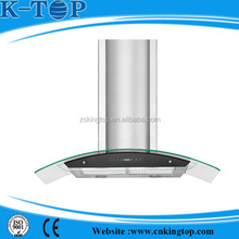 Best selling wall mounted 90cm chimney hood 2 alu.filter with 16 years manufacture experience