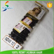 china top Deep Wave hair premium now wholesale hair