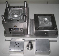 injection mold for plastic lamp cover