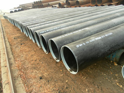 SSAW piling pipe ASTM A252 Gr2 Gr3