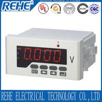 car digital voltmeter metre intelligent indector auto volt voltmeter digital ammeter and voltmeter