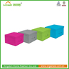 Hot sell foldable storage box with lid