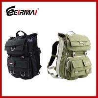 EIRMAI multi-functional camera bag canvas dslr bag