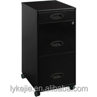American Type Removable Chest Sliding Door Iron Filing Cabinet Metal Bookcase / file cabinet / locker for office