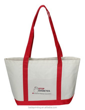 Reusable cotton shopping bag, customized high quality cotton bag from direct factory