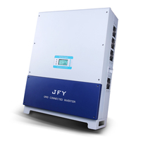 20kw 30kw JFY solar inverter with MPPT, and combiner box three phase, high efficiency and stability, TUV, SAA, IEC, G83 30kw