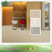 Noise Reduction Wood PVC Vinyl Flooring Plank