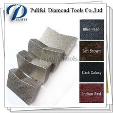 Diamond Stone Saw Blade Segment Cut Stone and Constructions