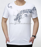 fashion latest men's short sleeve tshirts