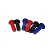 Chinese MX Grips Waffle Vintage Motocross MX Dirt Bike Offroad Hand grip