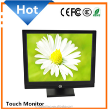 """China Monitor Supplier Touch Screen Monitor 19"""" USB resistive touch panel"""