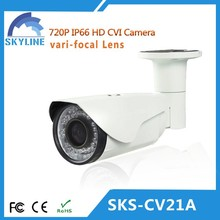 720P 1.0MP Day Night Outdoor HD CVI Camera