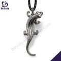 forma de lagarto de plata hechos a mano bijoux tous joyas