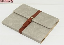 Leather Tablet Case For IPAD 4 Case Retro Pattern