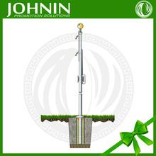 make of high quality Aluminum flagpole eagle american and 3m outdoor flagpole