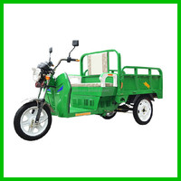Electric Tricycle for Adults / Electric Trike Scooter / Electric Cargo Tricycle