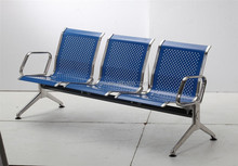 Hot sale hospital waiting chairs for patients/public area waiting seating