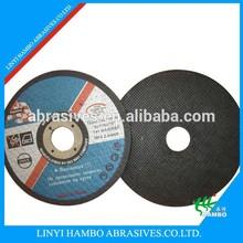 en12413 standard steel cutting disc