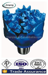 chenpeng high quality 12 1/4 steel tooth tricone rock drilling bits from china