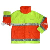 FYW-071 Waterproof Work Jacket with lining