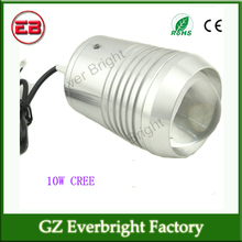 New product 10W Motorcycle off road led work light spotlight driving light