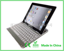 new USB port 7.9 Inch Bluetooth Keyboard case For iPad with 360 Degree Rotating wireless mini bluetooth keyboard