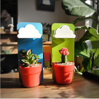 RECESKY clouds pots potted succulents rainy pot flowers pot