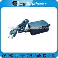 UL C-Tick FCC GS CE Safty Standard 45w 12v ka plug ac/dc adapter Desktop Adapter