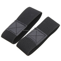 Brand New High-end Black Elastic Shoe Strap Lace for Band For Holding Loose High Heeled Shoes Dancing