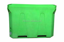 1000L Rotational molding PE Portable Plastic Inner Box, Ice Refrigerated Cooler box ,fishing camping cooler box