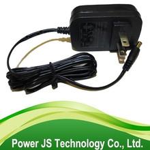 pse japan plug adaptor 5.5v 7.2v 10v 14.4v ac/dc power adapter