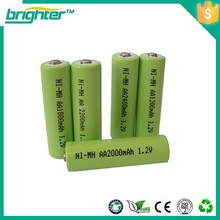 gp nimh aa 600mah 1.2v battery