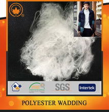 Good quality polyester stuffing wholesale for garments in china