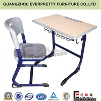 Used School Furniture Plastic Tables and Chairs, Kids Study Table, Nice Desks Furniture