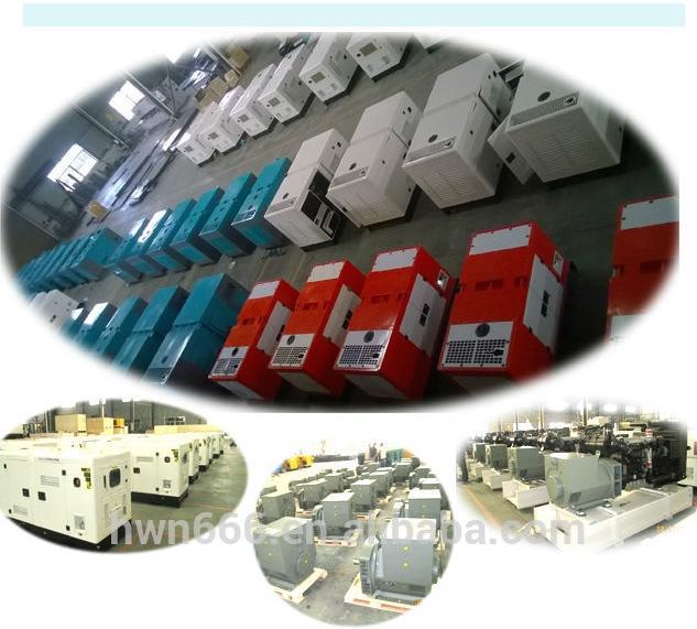 doosan generator from 25kva to 750kva  oem manufacturer