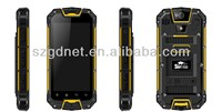 4.5'' MTK6589 GPS 8MP camera Dual-SIM Android 4.2 Tri-Proof Smartphone waterproof shockproof outdoor Rugged Smartphone