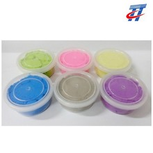 120g magic modeling sand with several color