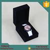 2015 new product wholesale black velvet watch box christmas gift box