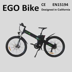 Seagull 26'' popular hidden battery dirt bike electric