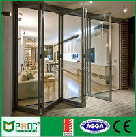 Aluminum Alloy Apartment Accordian Door PNOC0035BFD