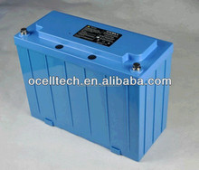 60v motorcycle lifepo4 battery pack