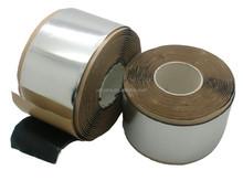 Aluminum Foil Rubber Mastic Tape for HVAC Insulation