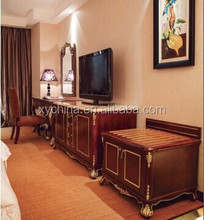 High quality ,cheap hotel furniture with carven for sale