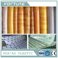 wood plastic cover vinyl pvc flooring roll cheap price